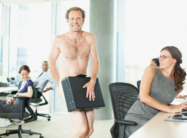 WTF stock photos naked businessman