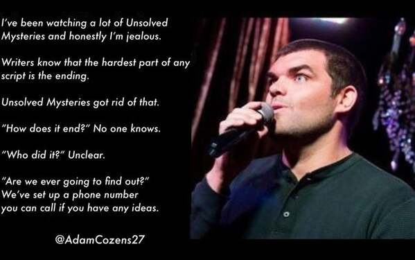 Standupshots, standup shots for short attention spans, funny standup comedy jokes, humor, funny comedy jokes, standup comedians