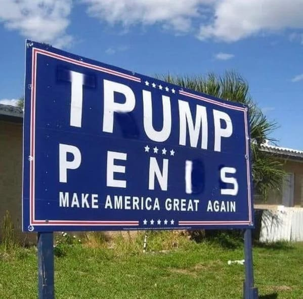 Funny vandalism, mildly vandalized, funny graffiti, wholesome, spray paint, street art, humor, clever writing on the wall, vandals, protests, reddit