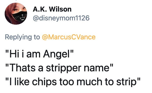Problems with your own first name, weird names, easy to pronounce names, getting name wrong, forgetting name, strange real names, stories of problems with own name, twitter, tweets, funny stories