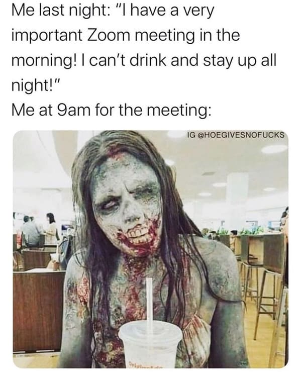 Working from home meme, work from home, funny work from home meme, funny jokes about work, the office memes, humor, lol, boss, zoom meetings