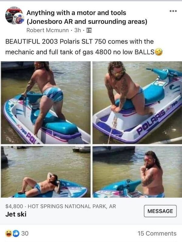 Crazy items people tried to sell, Facebook marketplace, ebay, craigslist, funny online sellers, wtf products available on the internet, funny photos