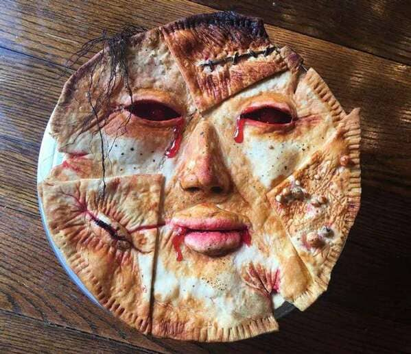 Cursed images of food, Haunted food, scary foods, frightening photos of food, evil looking foods, wtf, funny, bad, awful