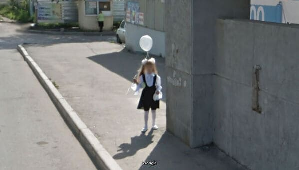 Funny google street view, pictures from google accidentally captured, funny pics from google, weird wtf moments on google, Jon Rafman, art, photos, cool pics