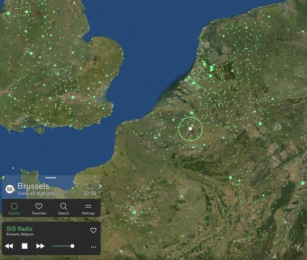 radio world map, best websites no one knows about, weird internet oddities, interesting internet sites, unknown websites, nostalgia