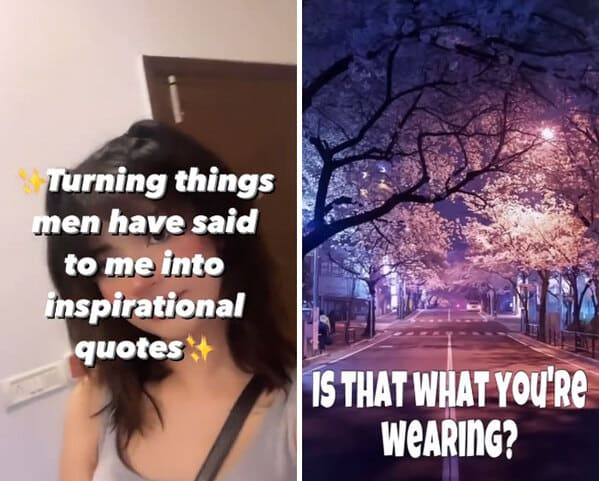 Funny Fake inspiring quotes, random messages turned into inspirational quotes, funny negative comments that turned into inspiring memes, hilarious people who made DMs works of art, inspiring quotes, quotes from friends about parenting love relationships, funny pics