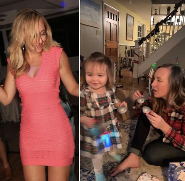 Parents share before and after photos, before and after having kids, parenting, funny, glow up, sad but true, instagram photos, gottoddlered