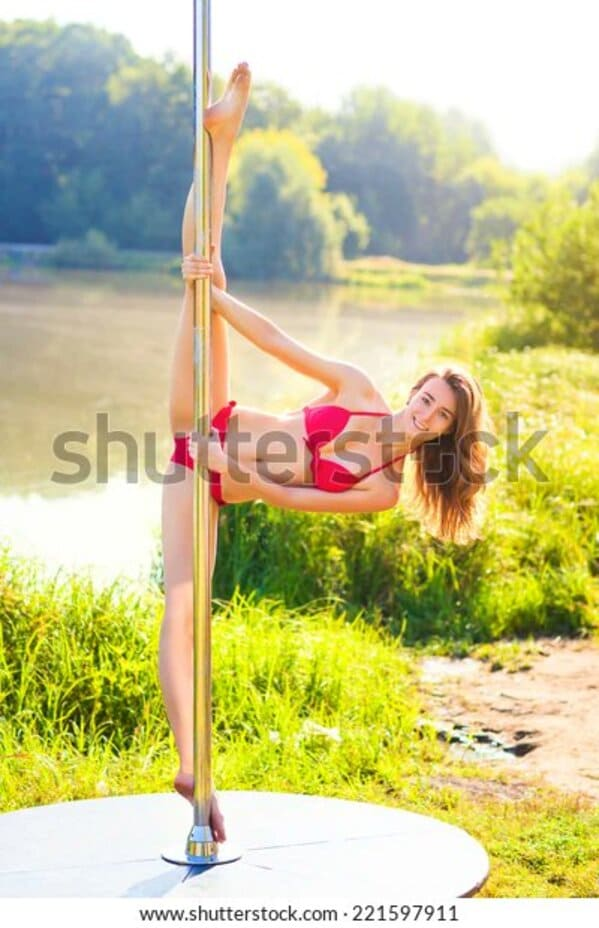 woman in bikini pole dancing by a lake, Sexy stock photos twitter, funny wtf stock photos, innocent searches that led to weirdly sexualized stock photos, hot sexy men and women of shutterstock, Getty, hornystockphoto, twitter