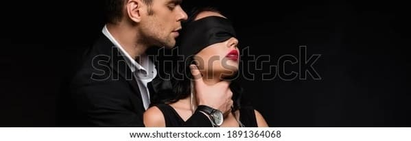 woman in blindfold lightly choked by a man, Sexy stock photos twitter, funny wtf stock photos, innocent searches that led to weirdly sexualized stock photos, hot sexy men and women of shutterstock, Getty, hornystockphoto, twitter