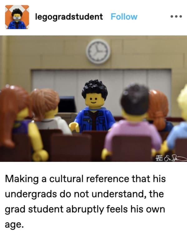 lego teacher, tumblr