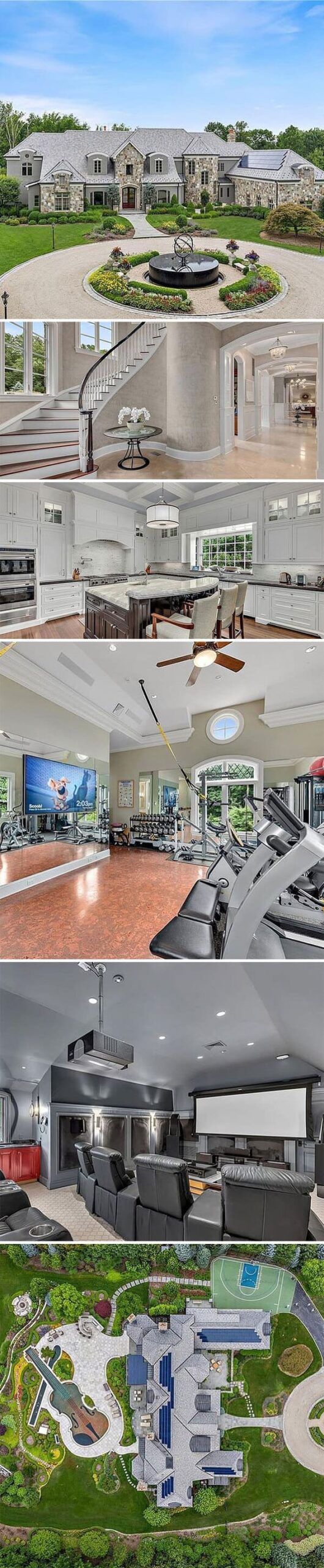 House with violin pool, Zillow gone wild, weird and funny real estate listings, real estate agents who did extra, lol, funny pics of houses, ridiculous houses to buy, zillowgonewild, instagram, humor, funny pics