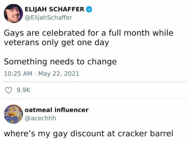 Funny gay pride memes, hilarious pictures and tweets from the gay community, lgbtq memes, funny pics, happy pride, lol